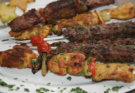 Pinchos de carne mixtos