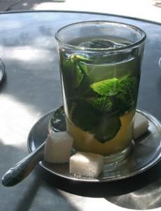 Proceso de elaboración del te