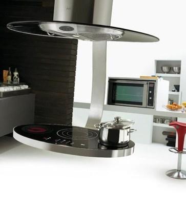 Cocina de inducción o vitrocerámica