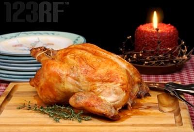 Cómo trinchar un pollo