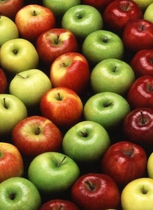 Beneficios de las manzanas