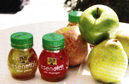 Como lograr más fácil el consumo de fruta
