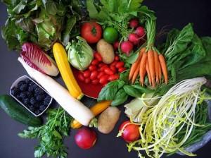 Consumo de vegetales: vital para los humanos