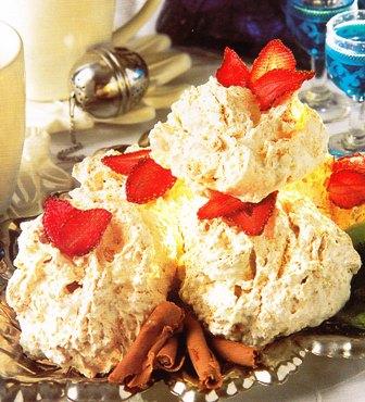 Cómo preparar diferentes tipos de merengues