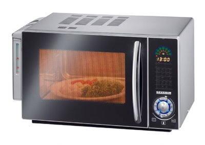 Consejos para calentar alimentos en el microondas