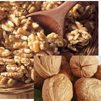 Propiedades y consumo de las nueces