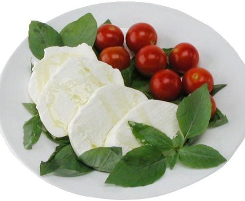 La mozzarella, el queso más famoso