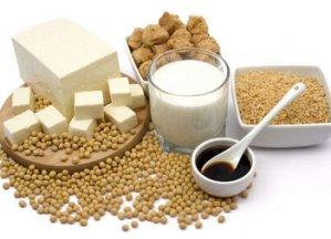 derivados de la soja
