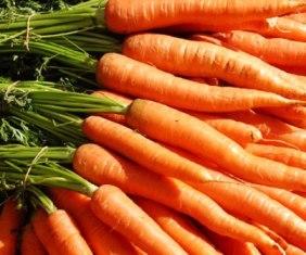 ¿Qué nos aportan las zanahorias?