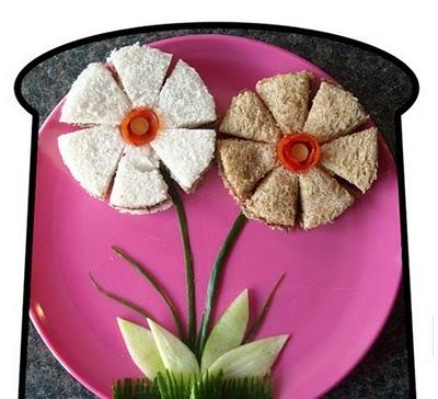 Sanwich flor