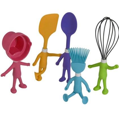 Utensilios de cocina para compartir con los niños