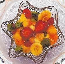 Macedonia de frutas