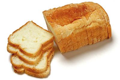 Pan de molde, el menos recomendado