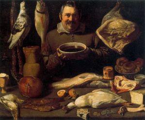 Alejandro de Loarte Cocina Rijksmuseum