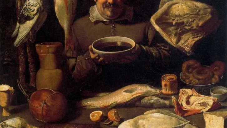 El siglo de oro en la cocina española