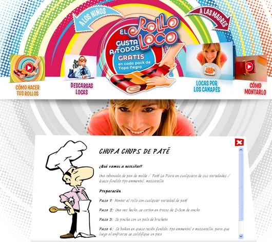 Chupa Chups de paté, la receta ganadora del concurso Rollo Loco La Piara