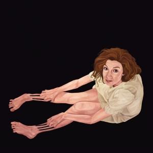 """Sin título (monstruas)"", de Marina Núñez. (1997)"