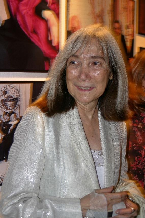 María Kodama (Foto: Guadalupe Carrillo/Cuartoscuro)