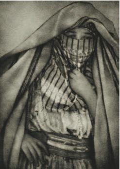 Ortiz EChAGüE. Rifeña, c. 1910  © Museo Universidad de Navarra. VEGAP, 2013