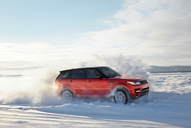 Range Rover Sport IX