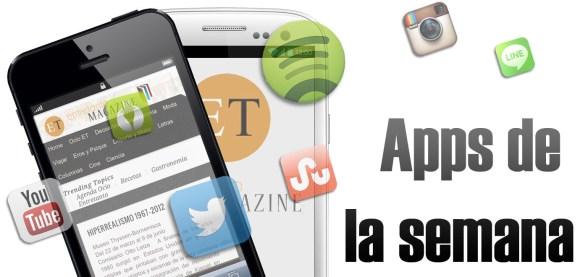 apps de la semana