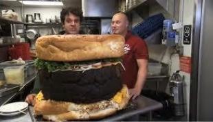 La dieta de la hamburguesa
