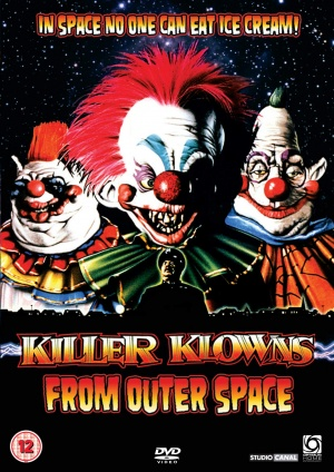Carátula de Killer Klowns from Outer Space