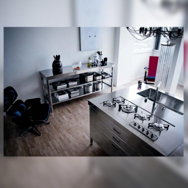 Acero en la cocina (1)