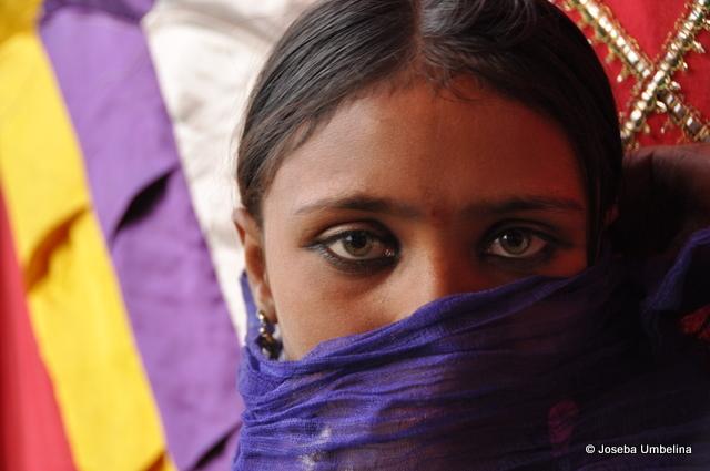 Pushkar- impresionantes ojos..
