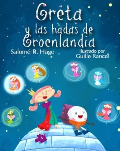 Portada del cuento infantil 'Greta y las hadas de Groenlandia'
