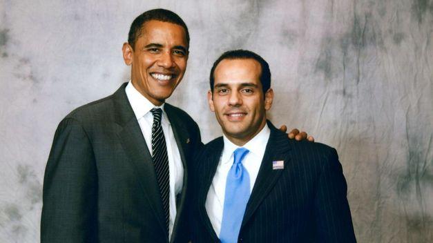 Juan Verde y Obama