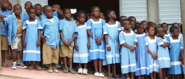 Niños de nazaret camerun