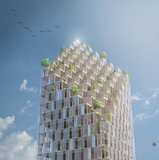 rascacielos de madera estocolmo 2