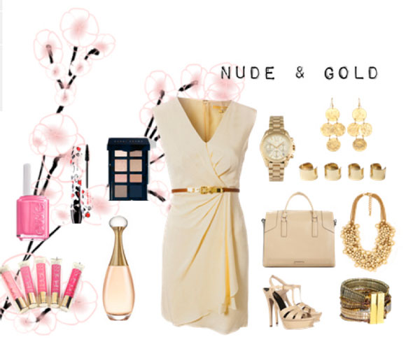 nude&gold