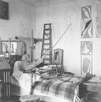 Henri Matisse, c.1950