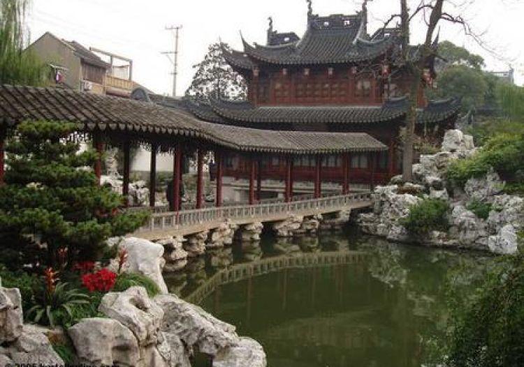 Yuyuan-Garden