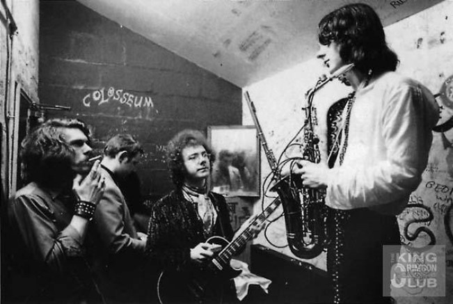fig4-King Crimson, The Marquee, London, 1969 1