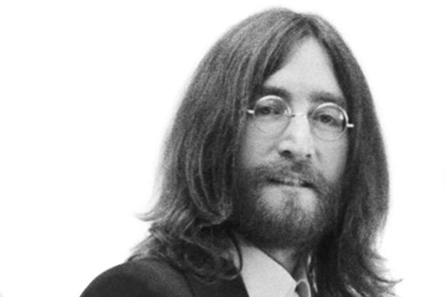 john lennon pelo largo