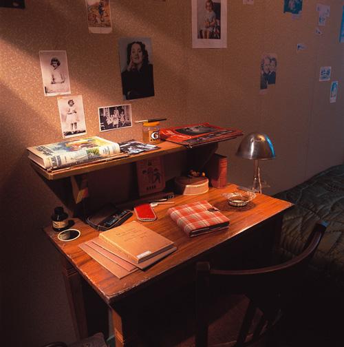 annefrankbedroom