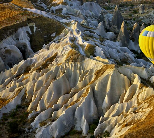 Capadocia, Anatolia, Turquía