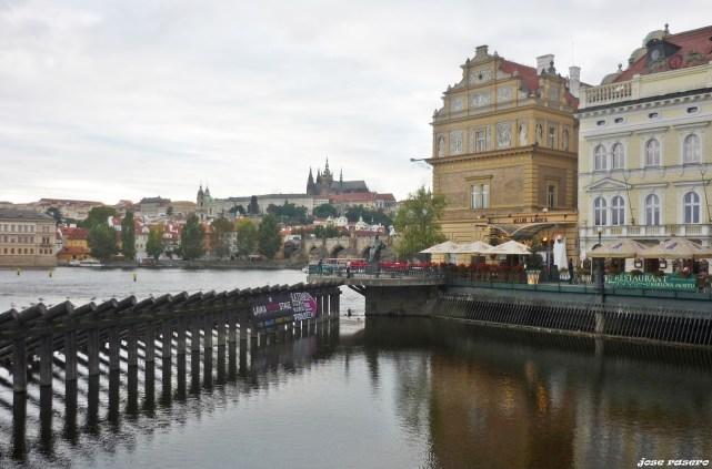 Panorámica Castillo de Praga
