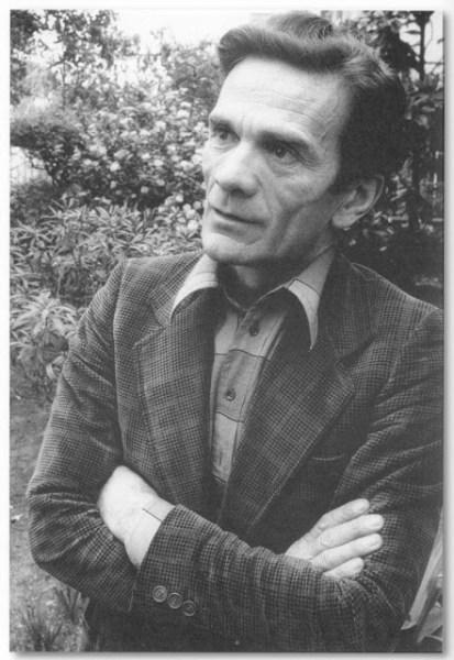 Pier Paolo Pasolini, 2