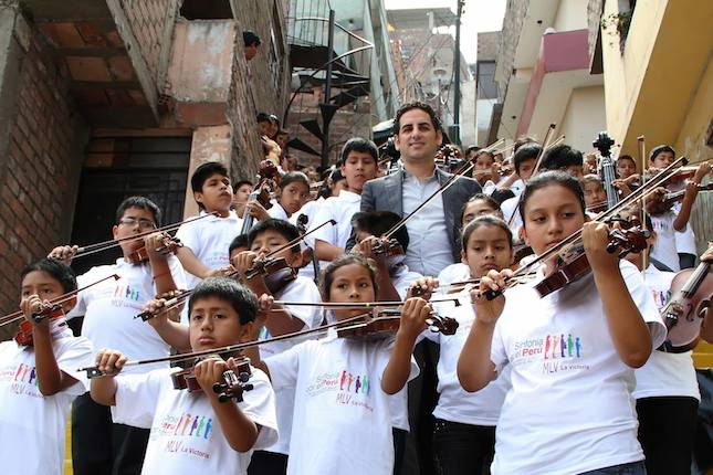 © Sinfonía por el Perú _ Municipalidad de La Victoria 2
