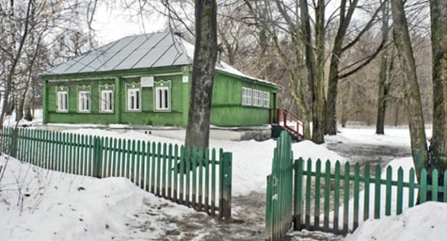Dostoievski, casa
