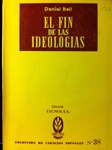 Bell El fin de las ideologías