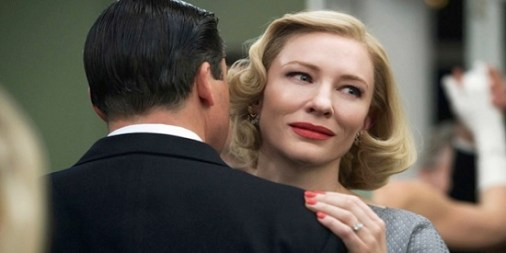 "Film 4 production ""Carol"" Cate Blanchett as Carol Photographer: Wilson Webb"