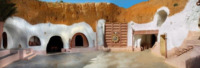 Star Wars_hotel_Túnez