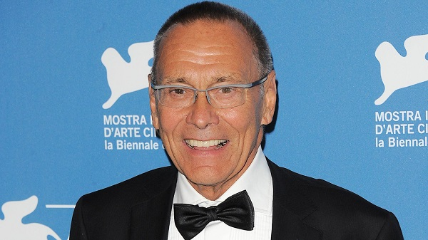 Andrei Konchalovsky. Award Winners Photocall - 71st Venice Film Festival. 5 September, 2014. Venice, Italy (Photo by Giulio Marcocchi/Sipa)/MARCOCCHI_103523/Credit:MARCOCCHI GIULIO/SIPA/1409071105 (Sipa via AP Images)