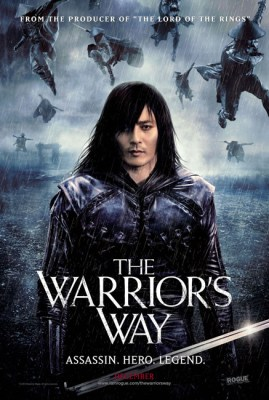 Trailer, sinopse, pôster e elenco de The Warrior's Way