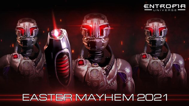Easter Mayhem 2021